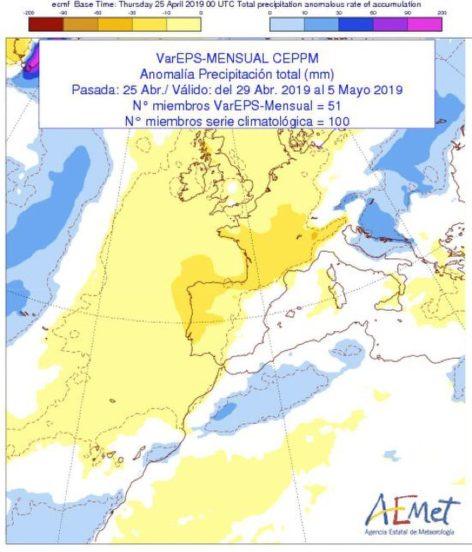 aemet forecast