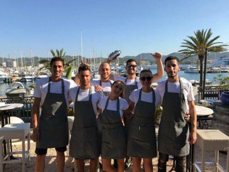 employess in Ibiza