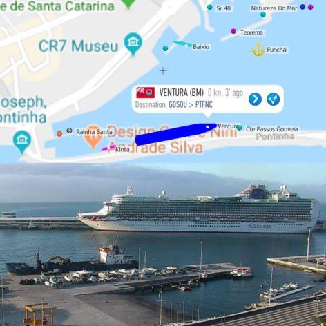 marine traffic tracker