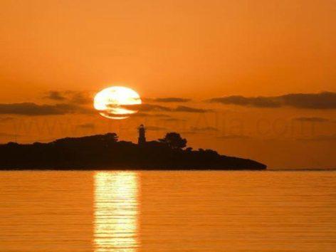 Sunrise in Formentera