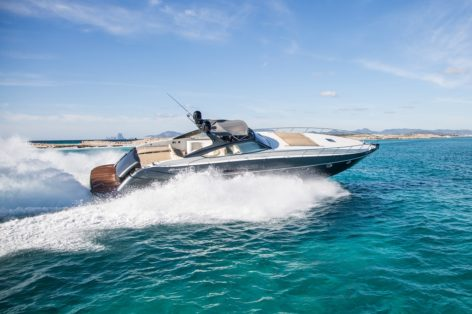 Alfamarine 60 for day charters in Ibiza and Formentera