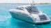 Powerfull yacht day charter ibiza princess V58