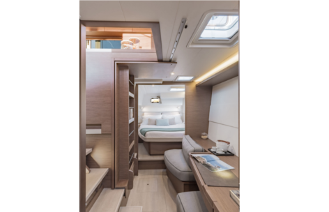 owners version Lagoon 40 super large cabin