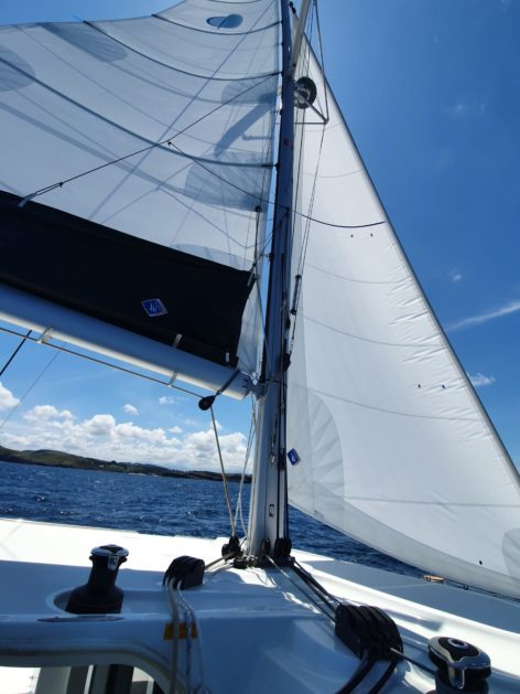 all sails out in ibiza and formentera