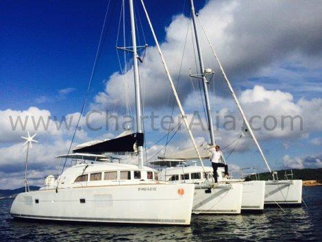 Jose capitaine pour locations de yachts a Eivissa CharterAlia