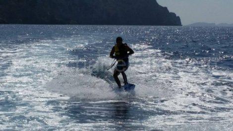 Wakeboard a Ibiza CharterAlia