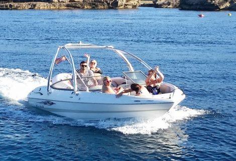 bateau location ibiza formentera