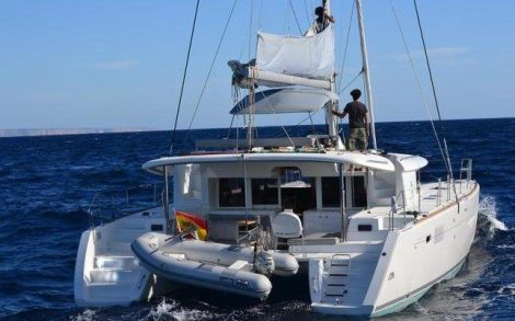 catamaran location semaine formentera lagoon 450