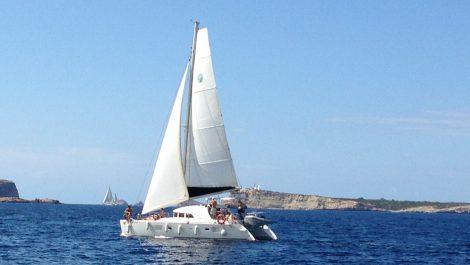 catamaran-Ibiza