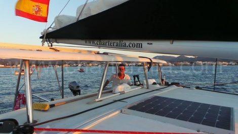 Louer des catamarans a Ibiza CharterAlia