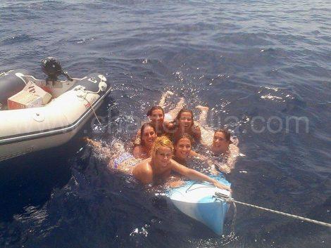 Pecher a Formentera