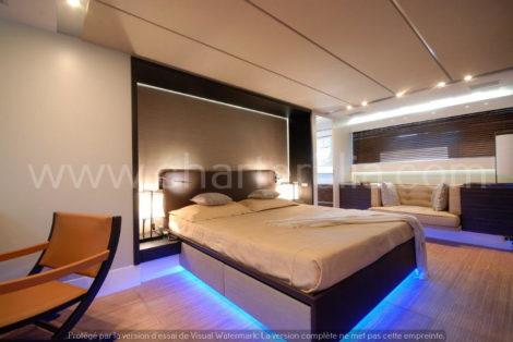 Canados 90 chambre double vip bateau ibiza formentera