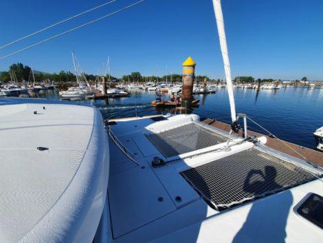 Filets Catamaran Lagoon 40 2020