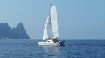 Catamarano Ibiza Formentera