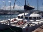 Catamarano club nautico marina di sant'antonio Ibiza