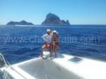 Es Vedra a Ibiza dalla barca