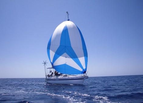 Noleggio barche a vela Formentera