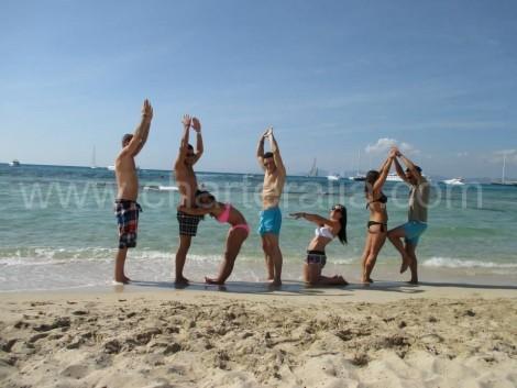 Spiaggie di Ibiza