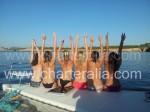addio al nubilato barca a vela Formentera