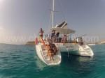 catamarano Lagoon 380 Baleari
