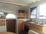 cucina catamarano
