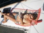 donna catamarano Ibiza