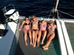 rete catamarano Ibiza