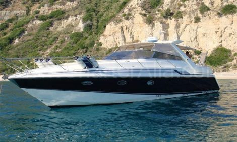 Sunseeker 46 yacht charter ibiza