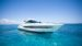 Mini Riva 68 Ego che naviga a Formentera 75x42