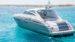 Mini potente yacht giorno charter ibiza princess V58 75x42