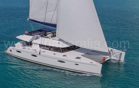 Catamarano in affitto nel lusso Ibiza