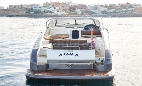 Motoscafo Baia Aqua 54 in affitto a Ibiza e Formentera