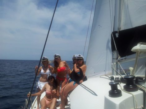 Noleggio barca Malaga