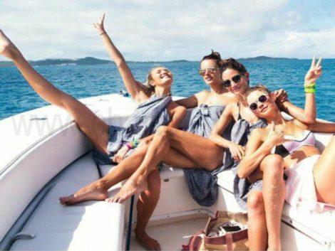 Noleggio barche a motore Formentera