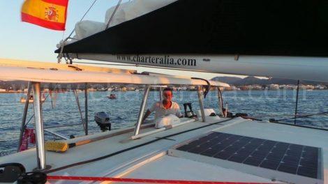 affittare un catamarano a Ibiza e formentera charteralia