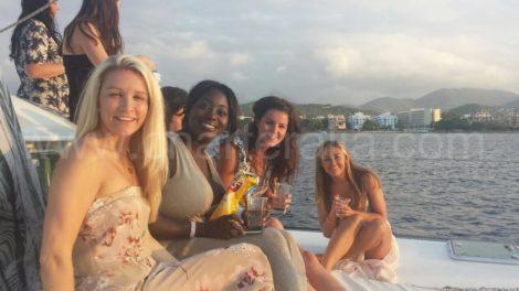 escursione in barca a Ibiza mezza giornata