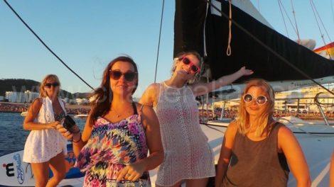 gite in barca di un giorno a Ibiza