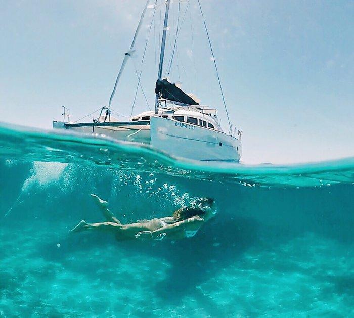 catamaran verhuur ibiza