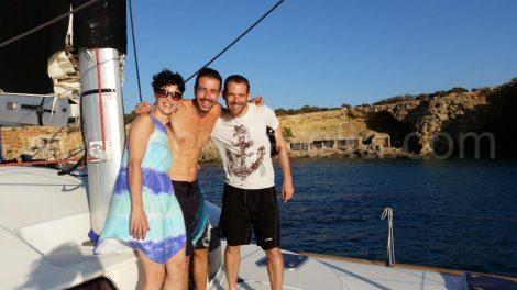 excursie-in-boot voor koppels