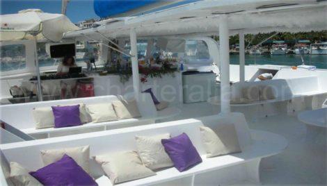 catamaran 80 mensen ibiza