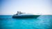 Mini Sunseeker Predator 75 vista lateral dia charter Ibiza 75x42