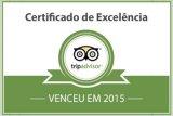 Certificado de excelencia Portugues Tripadvisor Charteralia