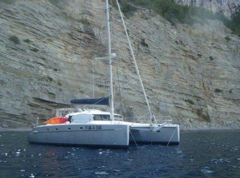 Charter de barco em Ibiza
