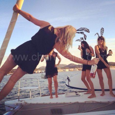 Sant Antonio Ibiza Fim de semana de solteira