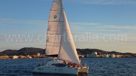 barcos san antonio ibiza