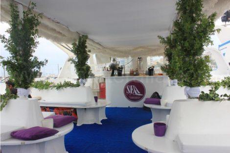 casamento de barco Ibiza