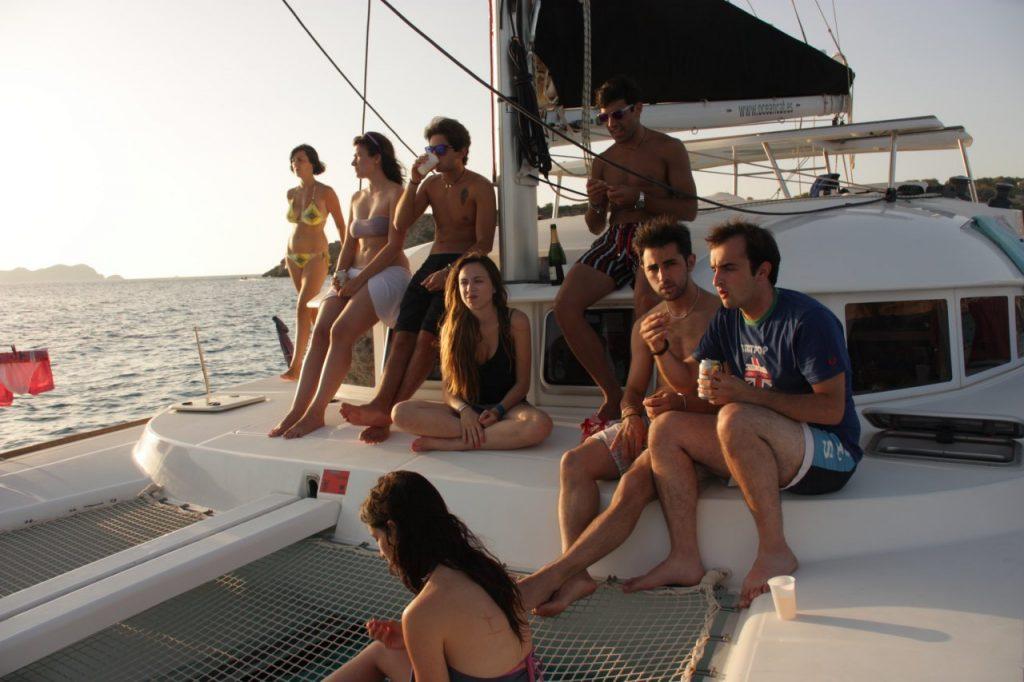 лодки экскурсии ибиза