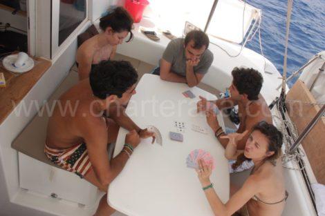 Лодки Ибицы