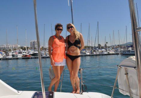 Яхт клуб в Сан Антонио Ибица