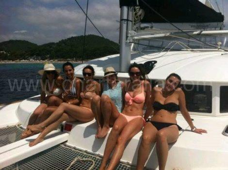 однодневная поездка на лодке Ибица в Форментера